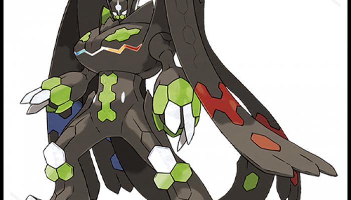 Pokémon Sun & Moon – Zygarde Complete Forme