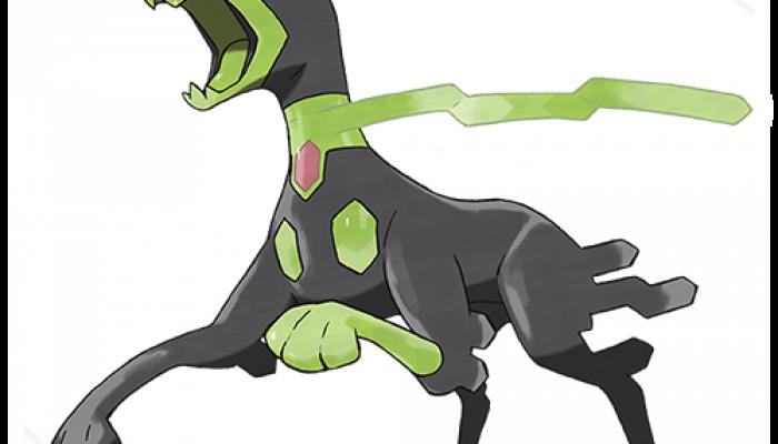 Pokémon Sun & Moon – Zygarde 10% Forme