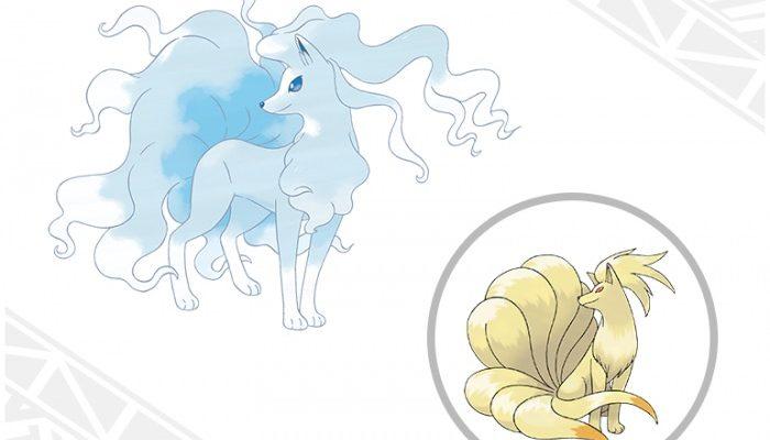 Pokémon Sun & Moon – Alolan Ninetales
