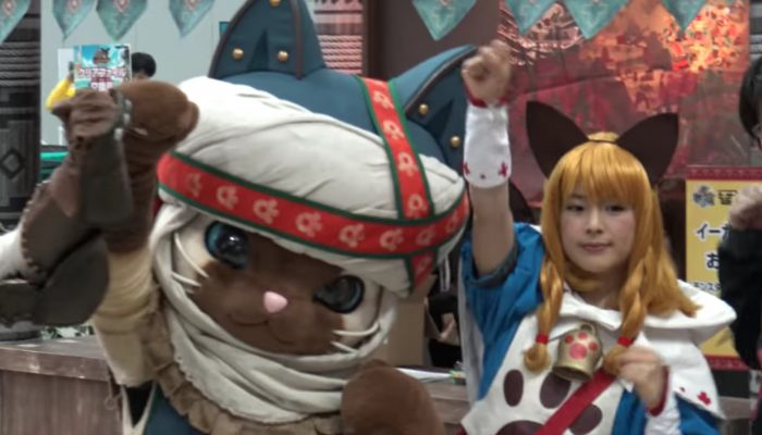 Monster Hunter Generations – MHFesta 2016!