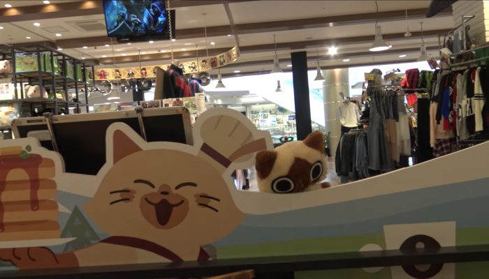 Monster Hunter – Capcom Café in Japan!