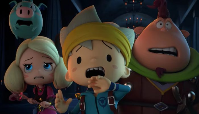 Snack World – Level-5 Vision 2016 Trailer