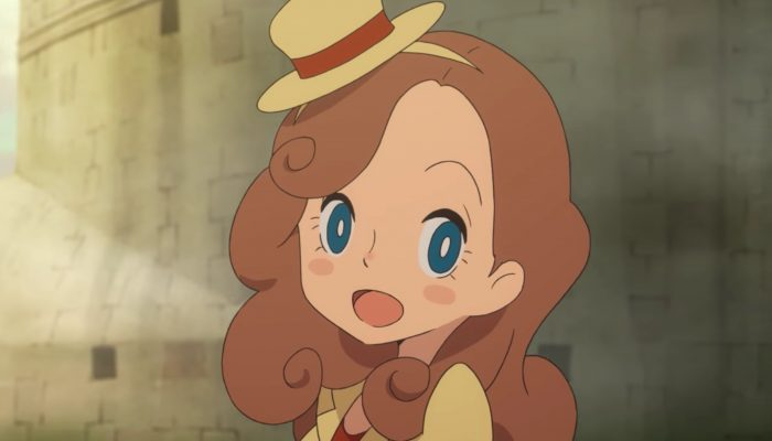 Lady Layton: The Millionaire Ariadone's Conspiracy – Level-5 Vision 2016 Trailer