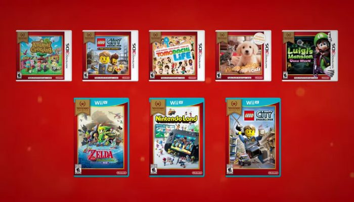 More Nintendo Selects – Great games at a great price!