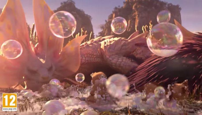 Monster Hunter Generations – Bande-annonce Mizutsune