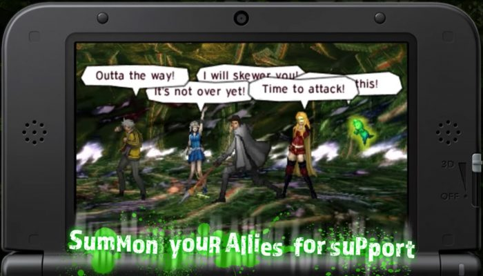 Shin Megami Tensei IV: Apocalypse – Fight to Survive Trailer