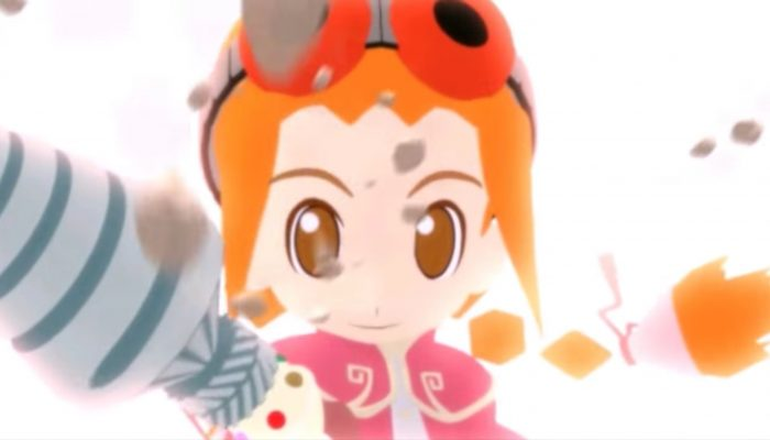 Gurumin 3D: A Monstrous Adventure – Nintendo eShop Trailer
