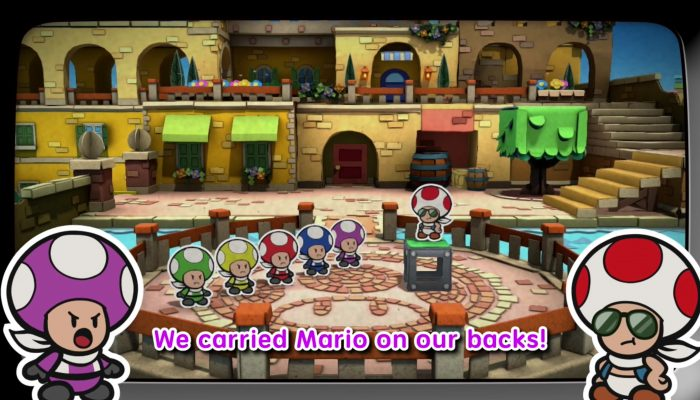 Paper Mario: Color Splash – Rescue V: Episode 1