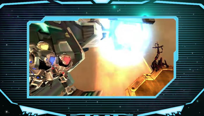 Metroid Prime: Federation Force – Launch Trailer