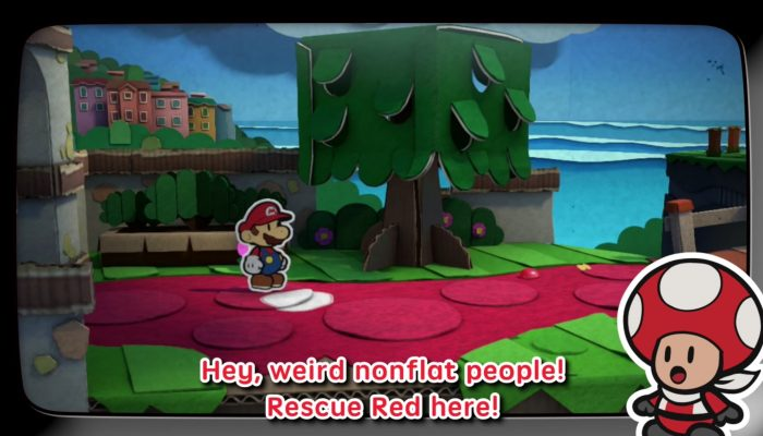 Paper Mario: Color Splash – Rescue V: Episode 2