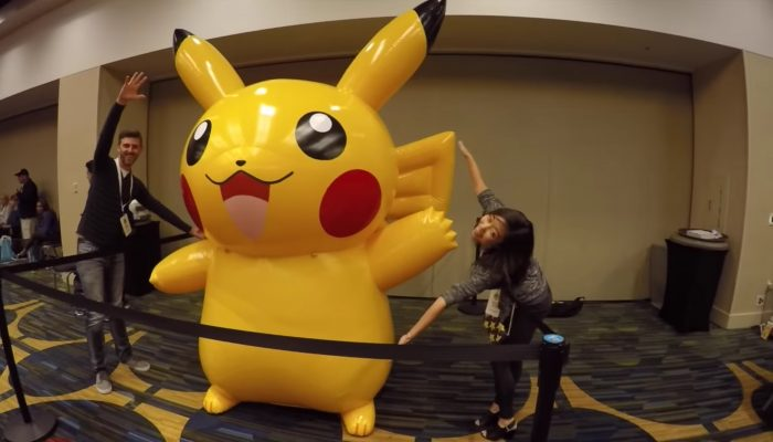 Nintendo Minute – Pokémon World Championships Vlog