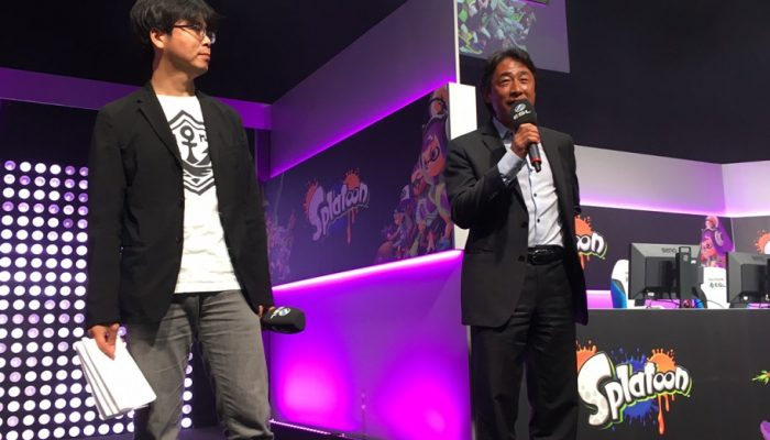 NoE: 'Nintendo and ESL join forces to bring online tournaments to European Splatoon fans'
