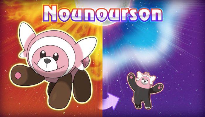 Pokémon Soleil & Lune – Bande-annonce De nouveaux Pokémon prêts à l'aventure !