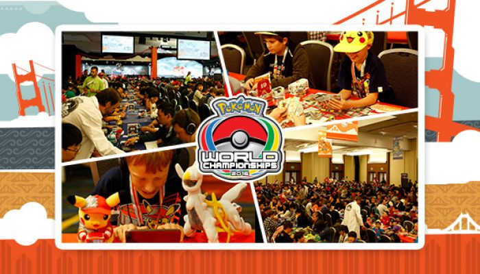 Pokémon: 'Looking Back on a Thrilling First Day of Worlds'