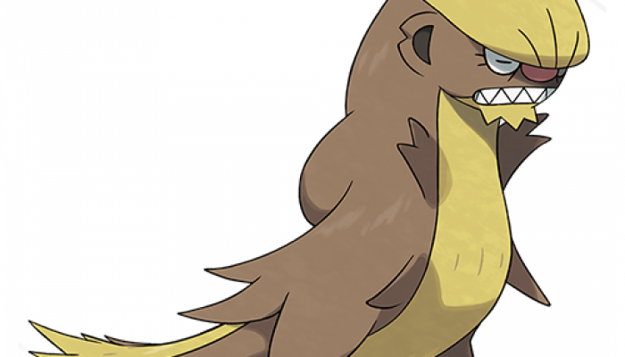 Pokémon Sun & Moon – Gumshoos