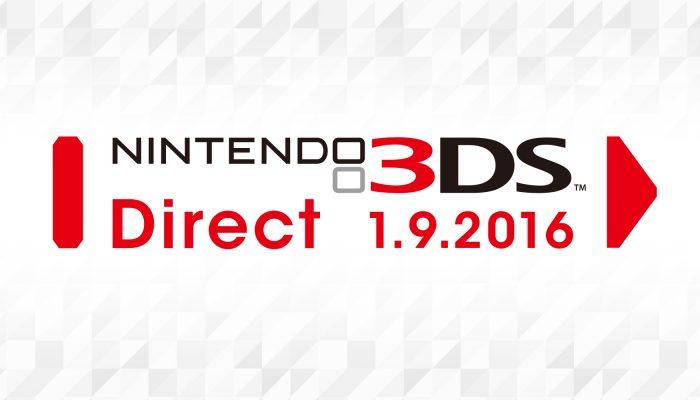 NoE: 'Nintendo 3DS Direct broadcast announced for 1st September'