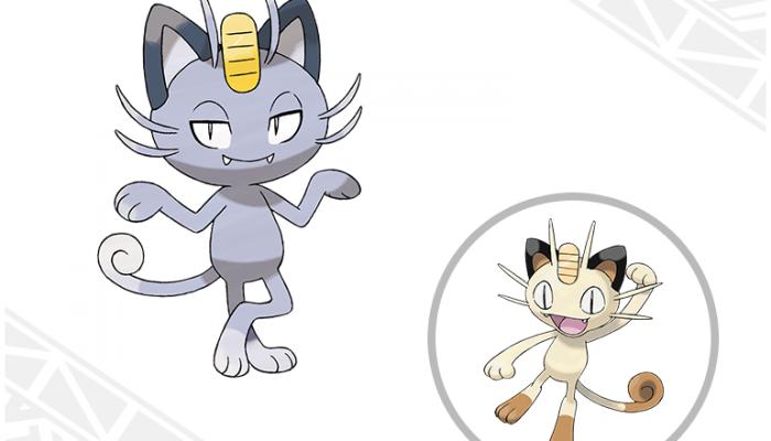 Pokémon Sun & Moon – Alolan Meowth