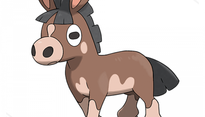Pokémon Sun & Moon – Mudbray