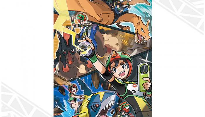 Pokémon Sun & Moon – Move Forward with Poké Ride