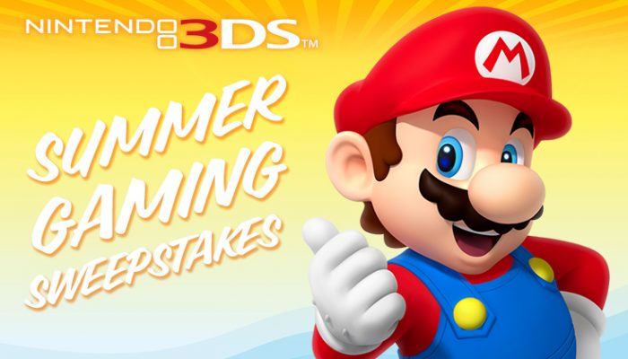 NoA: 'Not ready for fall? Keep summer alive with the Miiverse Summer Gaming Sweepstakes'
