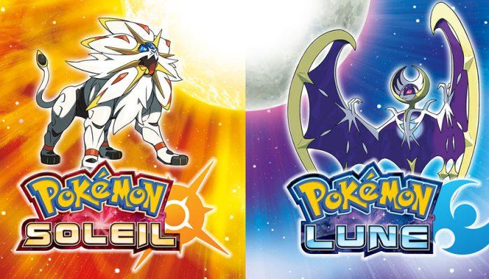 Nintendo France : 'Les capacités Z et des Pokémon inédits ont été dévoilés pour Pokémon Soleil et Pokémon Lune'