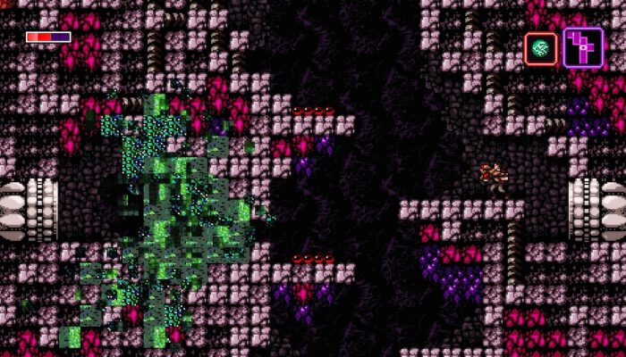 Axiom Verge: 'Feels Like Coming Home…'