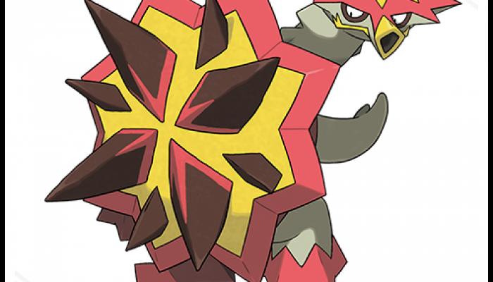 Pokémon Sun & Moon – Turtonator