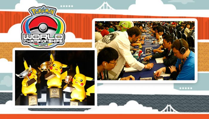 Pokémon: 'Pokémon Video Game World Champions Crowned'