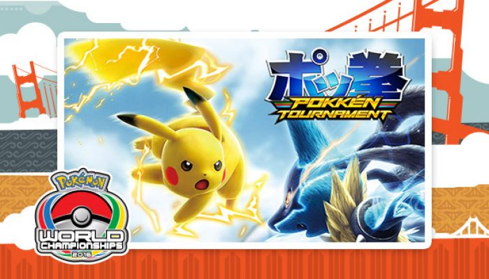Pokémon: 'Setting the Stage for Pokkén Tournament at Worlds'