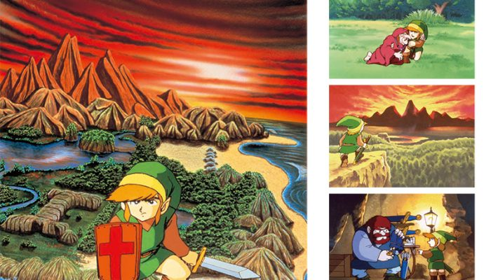 "Dark Horse: 'Dark Horse To Publish ""The Legend Of Zelda: Art & Artifacts"" In 2017'"