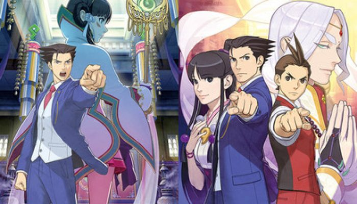 Phoenix Wright: Ace Attorney Spirit of Justice – Preview Artwork from the Japanese Artbook