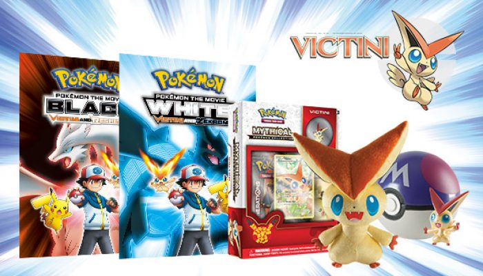 Pokémon: 'Victini Means Victory in September'