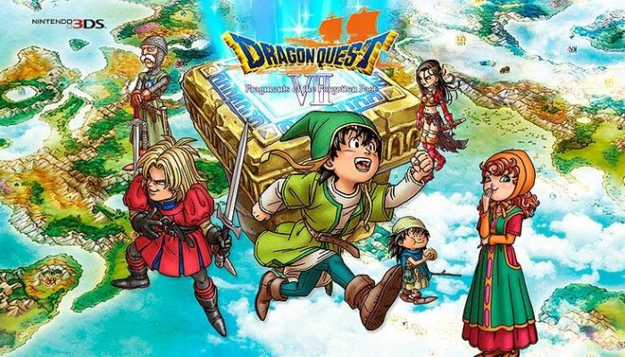 NoA: 'Dragon Quest VII Quick Start Guide'