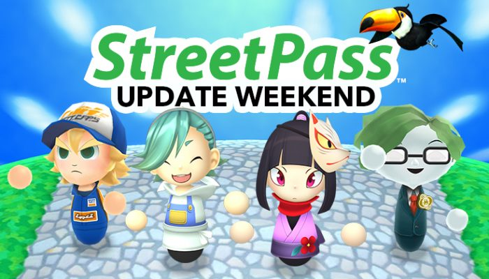 NoA: 'StreetPass Update Weekend'