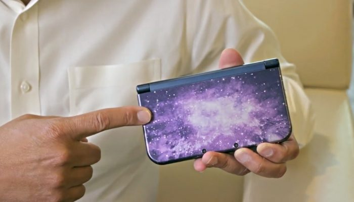 Galaxy Style New Nintendo 3DS XL available in stores in North America