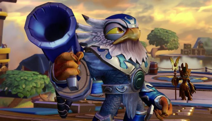 Skylanders Imaginators – Let's Play Mushroom River, Sky Fortress and Thumpin' Wumpa Islands