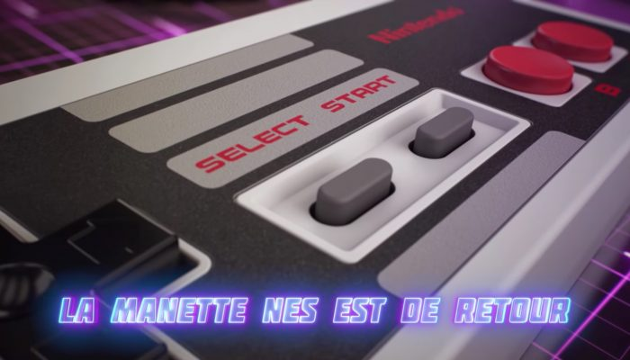 Nintendo Classic Mini: Nintendo Entertainment System – Bande-annonce du Direct