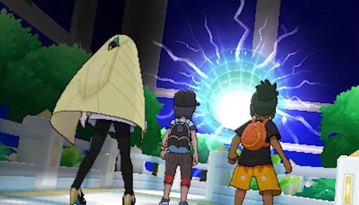 Pokémon Sun & Moon – Ultra Beasts