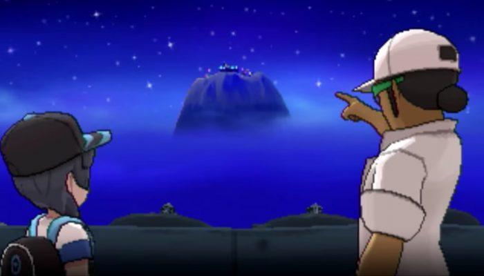 "Pokémon Sun & Moon – Japanese ""Exceeding themselves"" Trailer #02"