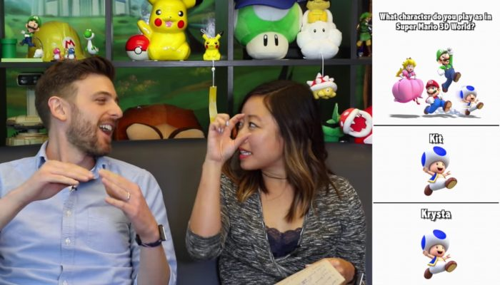 Nintendo Minute – Question Challenge