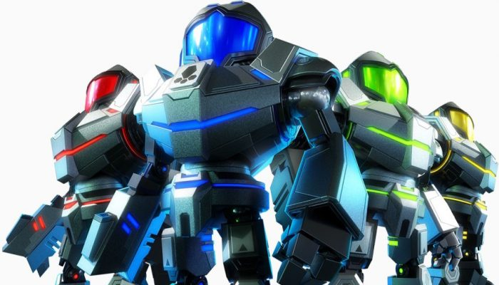 NoE: 'In shops and on Nintendo eShop now – Metroid Prime: Federation Force'