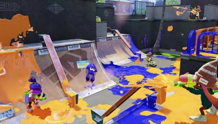 ESL: 'Splatoon is coming to ESL Play with the Go4Splatoon cup series for Europe'