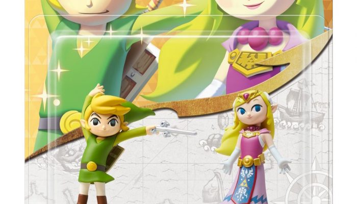 The Legend of Zelda celebrates its 30th Anniversary with new amiibo