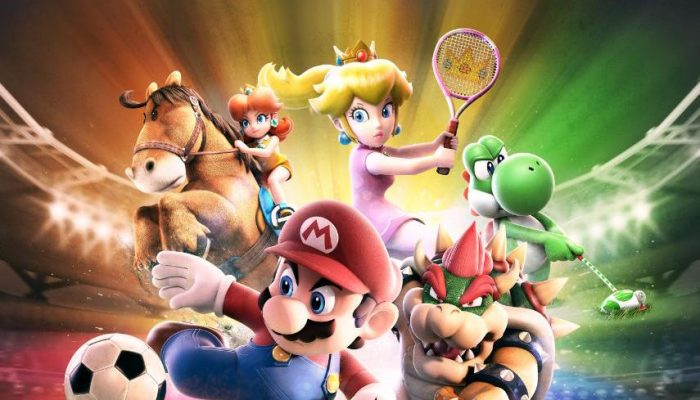 Mario Sports Superstars announced for Nintendo 3DS