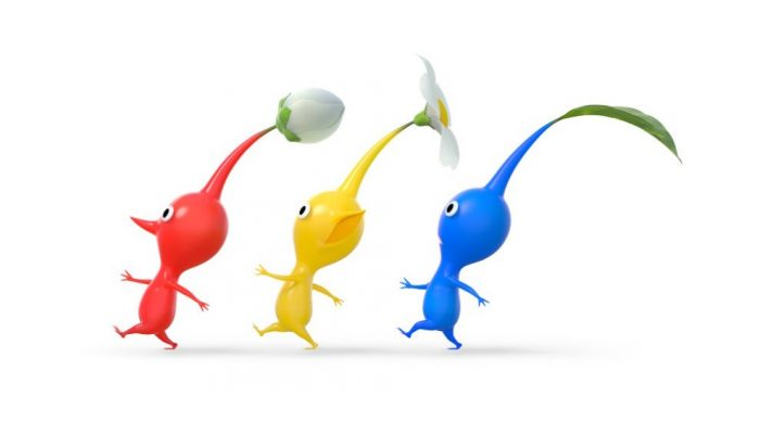 New Pikmin game announced for Nintendo 3DS
