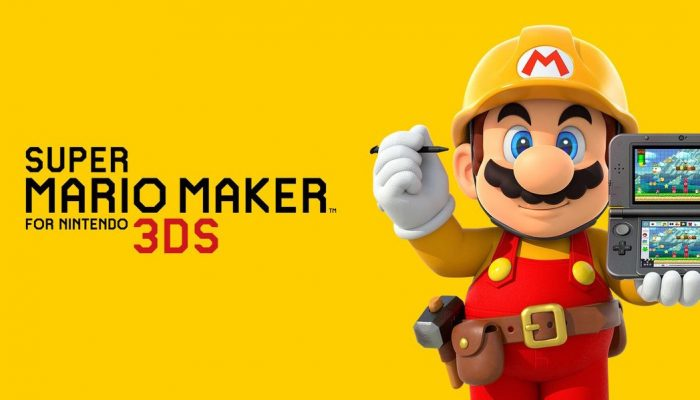 Super Mario Maker coming to Nintendo 3DS