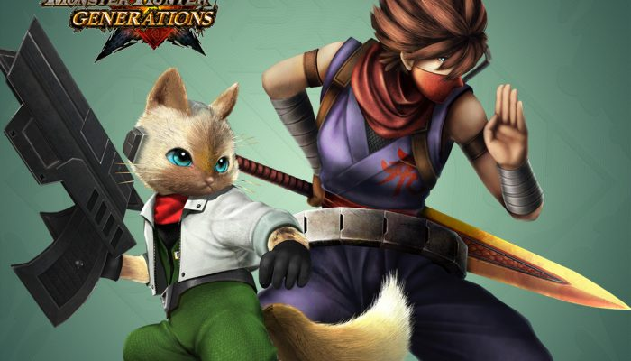 Capcom: 'Monster Hunter Generations – September Free DLC Pack'