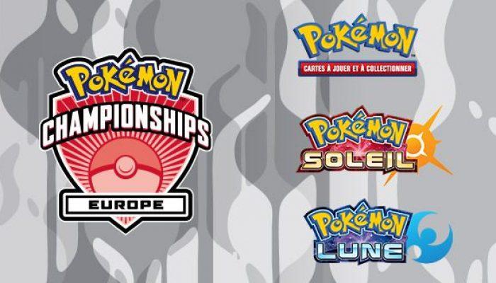 Pokémon : 'Combattez dans les Championnats Internationaux Européens Pokémon'