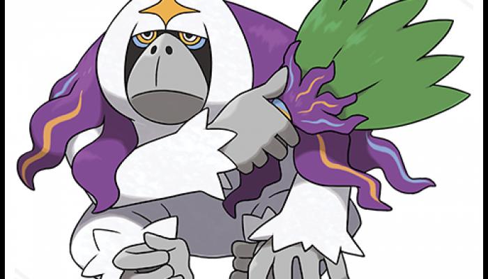 Pokémon Sun & Moon – Oranguru