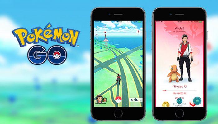Pokémon : 'De nouvelles fonctions pour Pokémon Go'